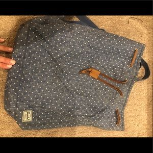 Herschel Polka Dot Back Pack